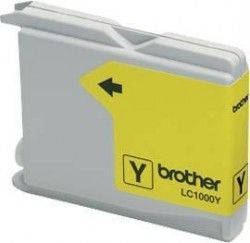Cartus Inkjet Brother LC1000Y 400pag Yellow