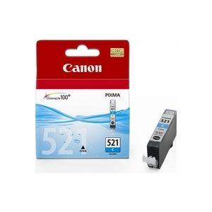 Cartus Inkjet Canon CLI-521 cyan BS2934B001AA