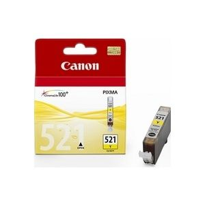 Cartus Inkjet Canon CLI-521 yellow BS2936B001AA