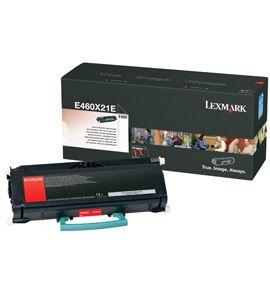 Cartus Laser Lexmark E460X21E de foarte mare capacitate pentru E460