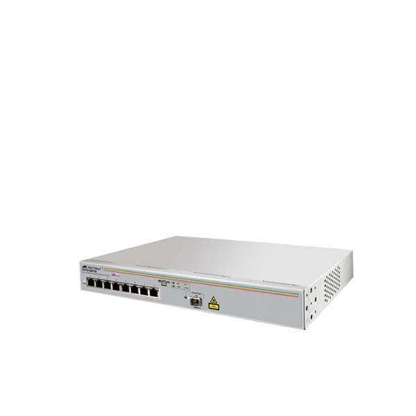 Switch Allied Telesis AT-FS708/POE fara management cu PoE 8x100Mbps-RJ45 (PoE) + 1SFP