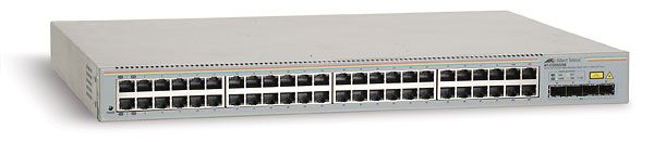 Switch Allied Telesis AT-GS950/48 cu management fara PoE 48x1000Mbps-RJ45 + 4xSFP