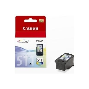 Cartus Inkjet Canon CL-511 Color 9ml BS2972B001AA