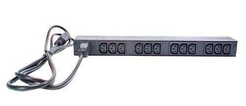 Rack PDU Basic 1U 16A 208/230V (12)C13
