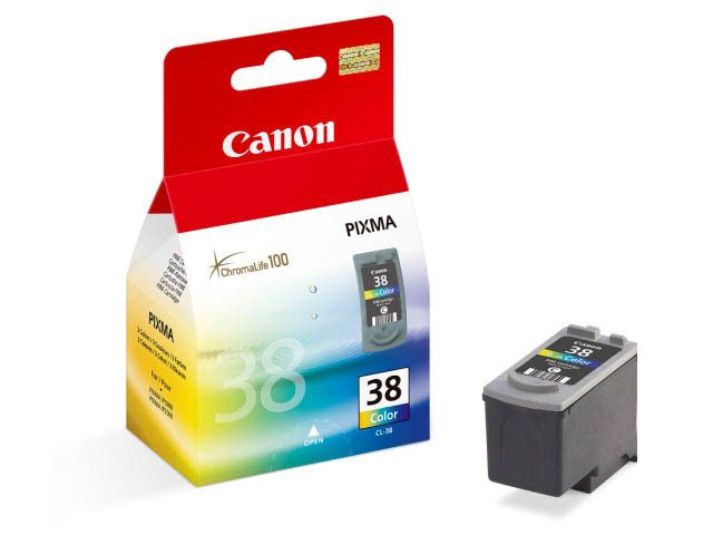 Cartus Inkjet Canon CL-38 Color BS2146B001AA