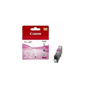 Cartus Inkjet Canon CLI-521 magenta BS2935B001AA