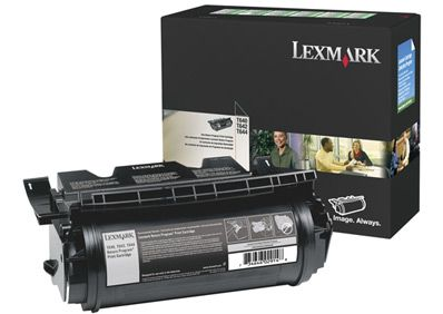 Cartus Laser Lexmark 64016SE Return Program pentru T640 T642 T644