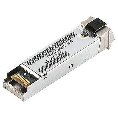 HP ProCurve Gigabit LX-LC Mini-GBIC A small form factor pluggable (SFP) gigabit LX transceiver that