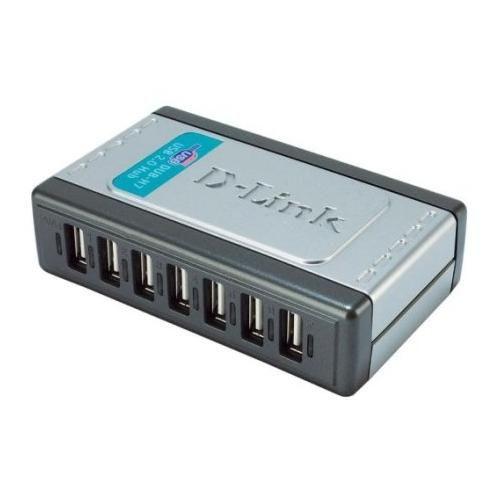 Hub USB D-Link HUB D-Link DUB-H7