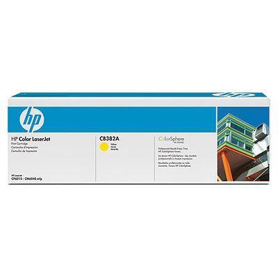 Cartus Laser HP CP6015 Yellow Cartridge (21.000pag) CB382A