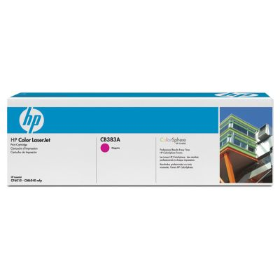 Cartus Laser HP CP6015 Magenta Cartridge (21.000pag) CB383A