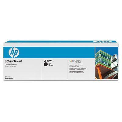 Cartus Laser HP CB390A Black Print Cartridge (19.500 pag)