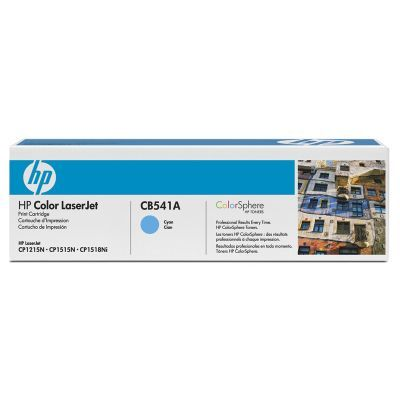 Cartus Laser HP CP1215/1515n Cyan Cartridge (1.400pag) CB541A