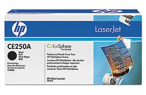 Cartus Laser HP CE250A Black Print Cartridge (5.000 pag)