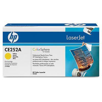 Cartus Laser HP CE252A Yellow Print Cartridge (7.000 pag)