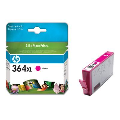 Cartus Inkjet HP 364XL Magenta (CB324EE)