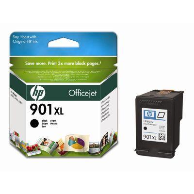 Cartus Inkjet HP 901XL Officejet Black (CC654AE)