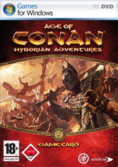 Age of Conan: Hyborian Adventures Prepaid Card de 60 de zile (PC)