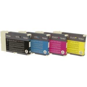 Cartus Inkjet Epson T616100 Colour Negru