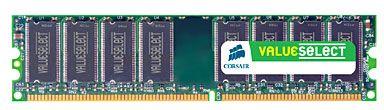Memorie Desktop Corsair Value Select 1GB DDR2-667