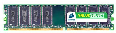 Memorie Desktop Corsair Value Select 2GB DDR2-667