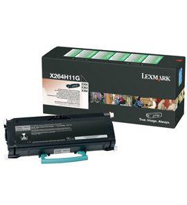 Cartus Laser Lexmark X264H11G Return Program de mare capacitate pentru X264 X363 X364