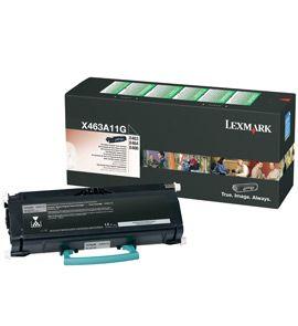 Cartus Laser Lexmark X463A11G Return Program pentru X463 X464 X466