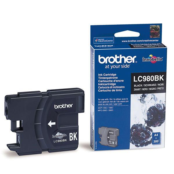 Cartus InkJet Brother LC980BK Black