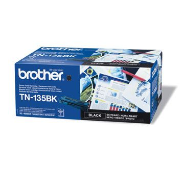 Cartus Laser Brother TN135BK Black