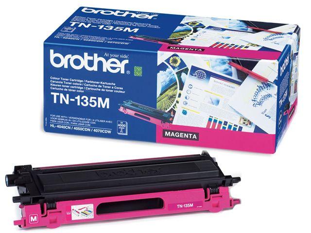 Cartus Laser Brother TN135M Magenta