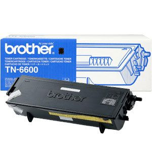 Cartus Laser Brother TN6600 Black
