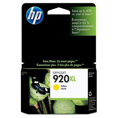 Cartus InkJet HP 920XL Yellow