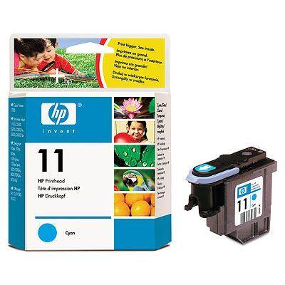 Cap de Printare Inkjet HP 11 Cyan aprox. 24.000 pag C4811A