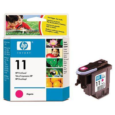 Cap de Printare Inkjet HP 11 Magenta aprox. 24.000 pag C4812A