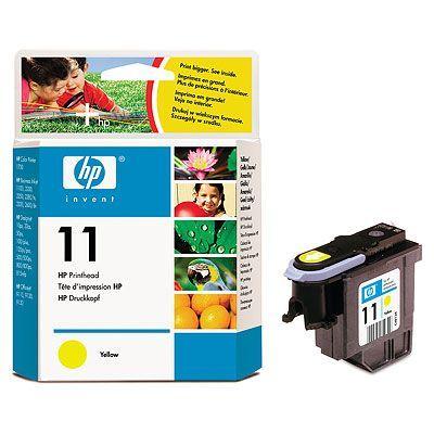 Cap de Printare Inkjet HP 11 Yellow aprox. 24.000 pag C4813A