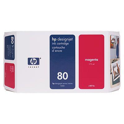 Cartus Inkjet HP 80 Magenta C4847A