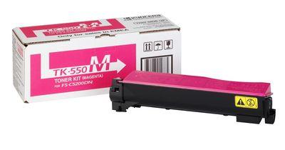 Cartus Laser Kyocera TK-550M magenta pentru FS-C5200DN