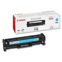 Cartus Laser Canon CRG-718 Cyan pentru LBP-7200Cdn