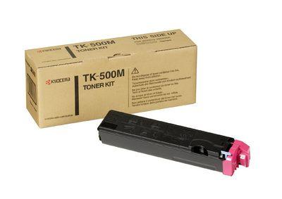 Cartus Laser Kyocera TK-500M magenta pentru FS-C5016N