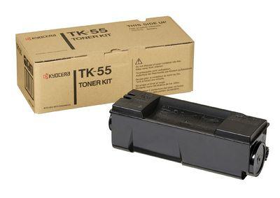 Cartus Laser Kyocera TK-55 negru pentru FS-1920