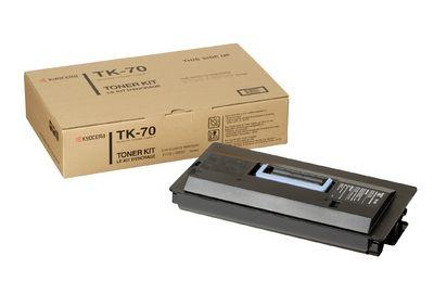 Cartus Laser Kyocera TK-70 negru pentru FS-9100DN/9500DN/9120DN/9520DN