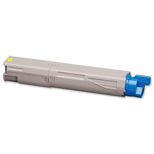 Cartus Laser Oki Yellow pentru MC350 / MC360