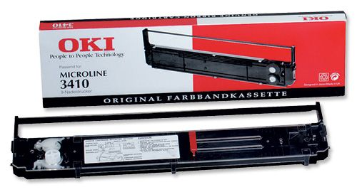 Ribon Oki pentru Microline 3410