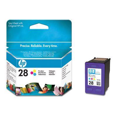 Cartus Inkjet HP 28 Tri-Color C8728AE