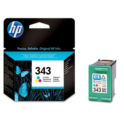 Cartus Inkjet HP 343 Tri-Color C8766EE