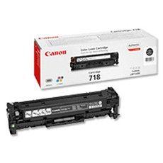 Cartus Laser Canon CRG-718 Black 3400 pagini
