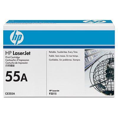 Cartus Laser HP CE255A Negru