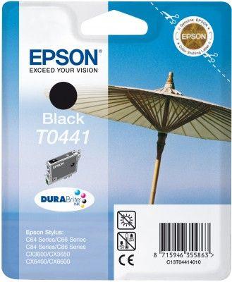 Cartus Inkjet Epson T0441 Black Standard Capacity