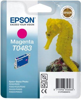 Cartus Inkjet Epson T0483 Magenta