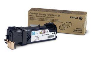 Cartus Toner Xerox pentru Xerox Phaser 6128MFP 2500 pag. Cyan